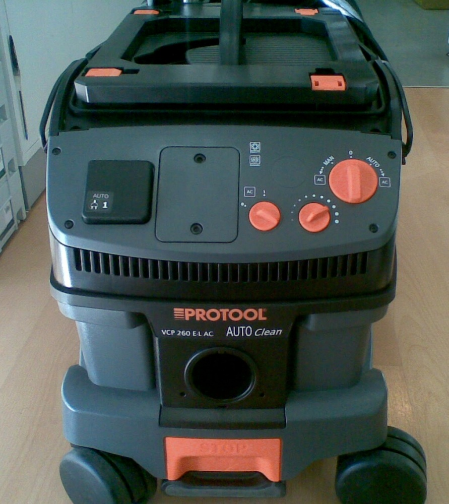New Dust Extractor, Protool VCP 260 E L A/C (1/3)