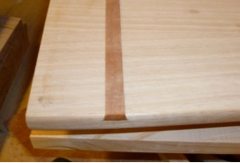 Dovetail Keys as a Timber Joint, ( Part 1) (1/6)