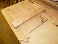 Dovetail Keys as a Timber Joint, ( Part 1) (2/6)