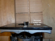 Dovetail Keys as a Timber Joint, ( Part 1) (4/6)