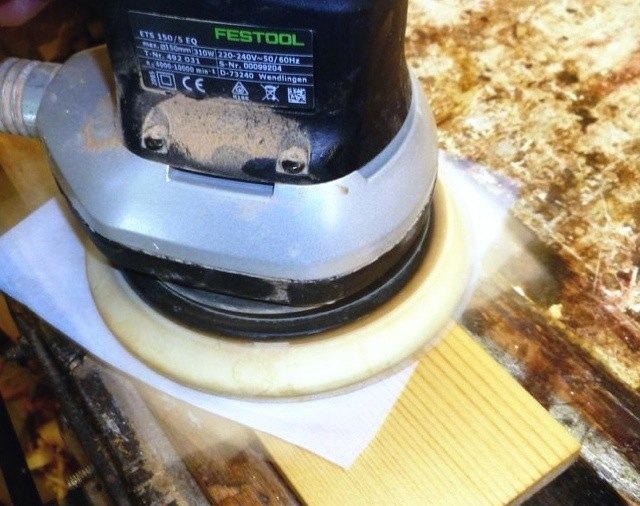 The Festool Surfix Oiler System, (Part 2)