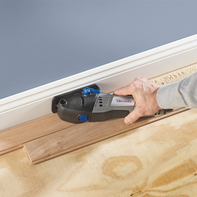 The dremel saw max tutorwood 39 s blog for Door undercut