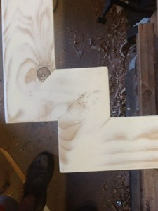 Waxing Painted Timber Surfaces (4/4)