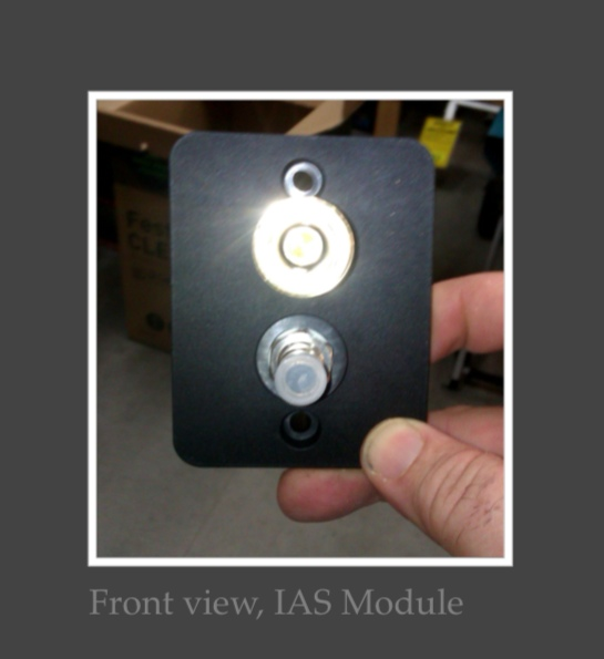 Fitting an I.A.S module to a CT26 Extractor (3/6)